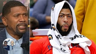 Anthony Davis is a rental player between now and his free agency  – Jalen Rose | Jalen & Jacoby