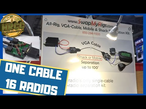 Swap My Rigs Remote Radio Kit - Huntsville Hamfest