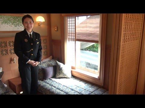 Seven Stars – steampunkowy pociąg dla najbogatszych