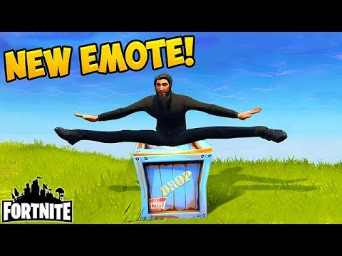 *NEW* SQUAT KICK EMOTE BEST PLAYS! - Fortnite Funny Fails and WTF Moments! #179 (Daily Moments)