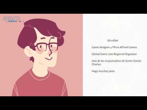 """RetroMadrid 2018 - Conferencia """"Lo más importante que le ha pasado jamás a los juegos"""""""