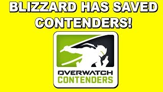 HUGE Contenders NEWS! WHY IS DAVIN NOT IN OWL??