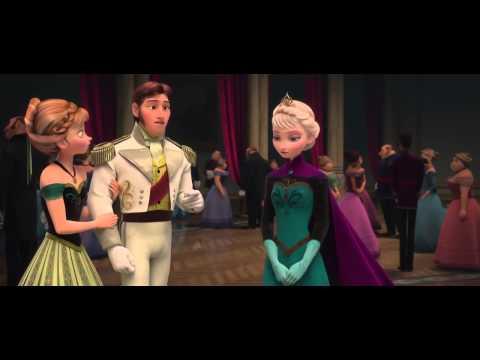 Frozen Movie Mongol heleer