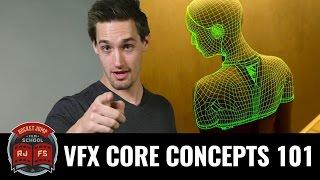 VFX Core Concepts 101