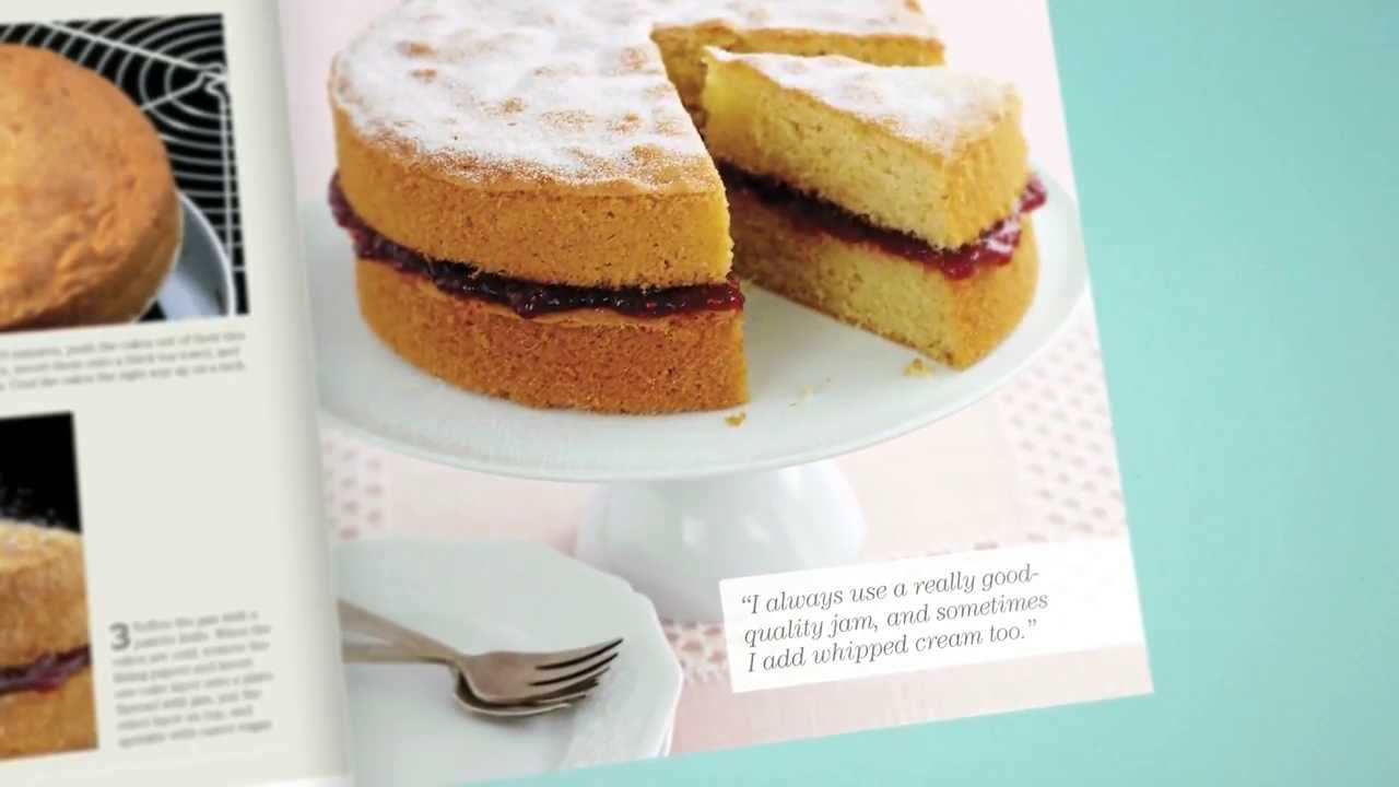 Mary Berry Sponge Cake Recipes Uk: Mary Berry: How To Make A Victoria Sandwich Cake