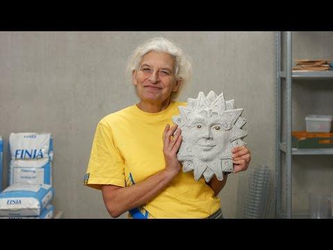 Lær deg å lage skulpturer i betong