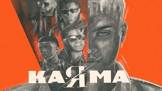 Noriel, RKM y Ken - Y feat Divino, Darkiel - KaRma 🖤 [Video Lyrics]