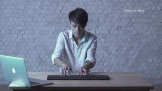 Seaboard Block with Strobe2: Next Level Expression