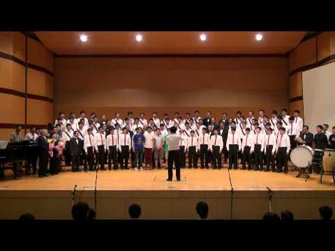 大合唱新竹高中校歌