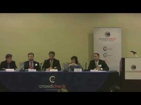 CrowdCheck Second Annual Crowdfunding Conference - Panel One: Defining the Threat