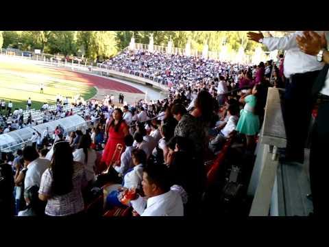 Clausura conferencias 2016 Iglesia Pentecostal de Chile
