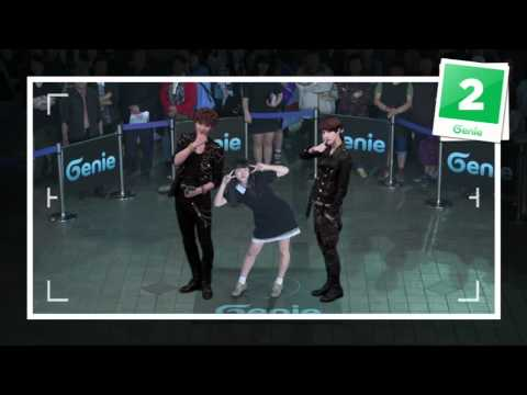 EXO-K _ AR SHOW with Genie(2012.05.12.) _ S06 'One point lesson with CHANYEOL & SEHUN'in Seoul
