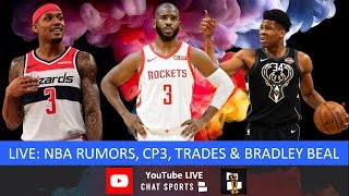 NBA Now – Latest NBA News With Jimmy Crowther & Tom Downey (July 22nd)