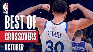 NBA's Best Crossovers | October 2018-19 NBA Season