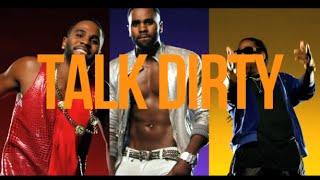 Talk Dirty - Jason Derulo ft. 2 Chainz (Clean)
