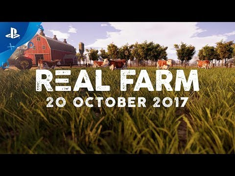 Real Farm Trailer