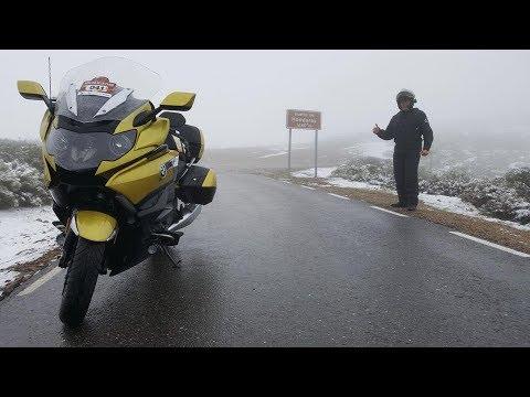 Motosx1000: Ruta Vía de la Plata con la BMW Grand America - Etapa 1-