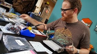 Tested Builds: ErgoDox Mechanical Keyboards
