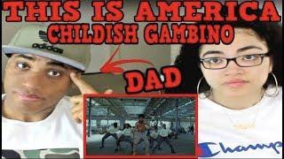 My Dad Reviews Childish Gambino - This Is America | MY DAD REACTS TO Childish Gambino