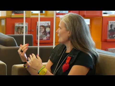 LoungeTalks om Språk- och Sökverkstaden