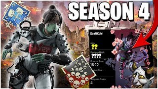 My BEST GAME in The NEW Season 4 ASSIMILATION! (Apex Legends)