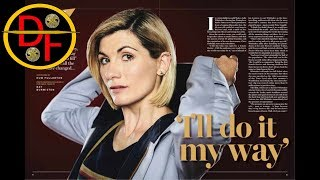 "DOCTOR WHO SERIES 11 NEWS - JODIE WHITTAKER ""I'LL DO IT MY WAY"""