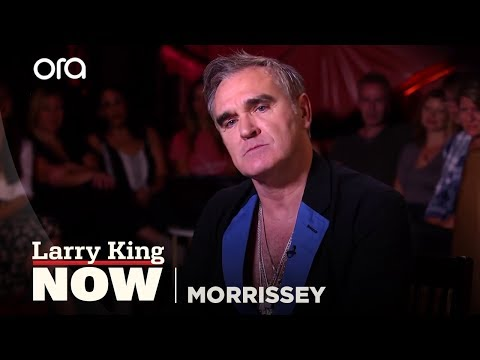 Morrissey's First In-Person Interview in Nearly 10 Years + Performance | SEASON 4 EPISODE 11