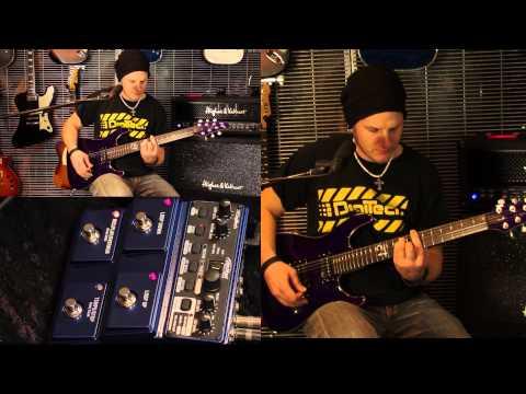 Digitech Jam Man Stereo - Guitars and Sounds Gear Reviews