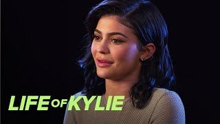 """Kylie Jenner Admits to Being """"Scared"""" of Kris as a Child 