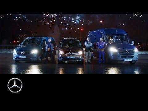 Mercedes-Benz dankt allen #Feiertagshelden für ihren Einsatz!