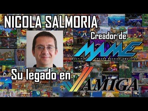 Homenaje Nicola Salmoria (creador de MAME) Legado en Amiga | La Hora de la Herramienta