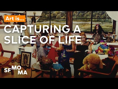 Art Is… Capturing a Slice of Life | SFMOMA Shorts