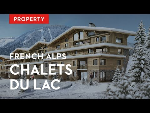 Luxury apartments for sale in Châtel by Vonnes Lake