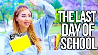 Expectations Vs. Reality : The Last Day Of School | MyLifeAsEva