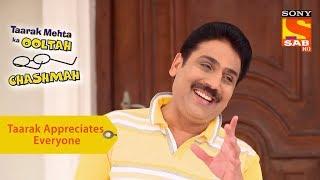 Your Favorite Character   Taarak Mehta Appreciates Everyone   Taarak Mehta Ka Ooltah Chashmah