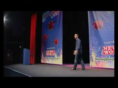 Martin Lewis: MoneySavingLive,