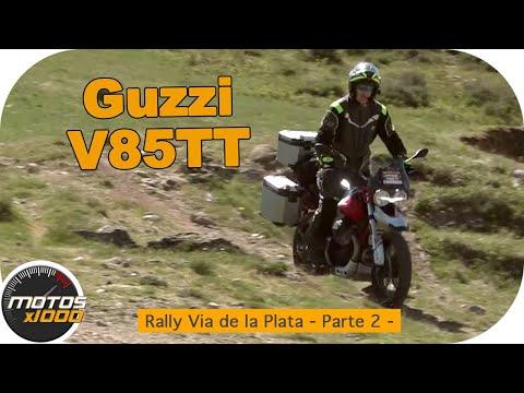 Con la Guzzi V85TT en la Ruta Vía de la Plata | Segunda Parte