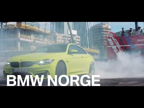 Welcome to BMW M Town – Where TOO MUCH is just right