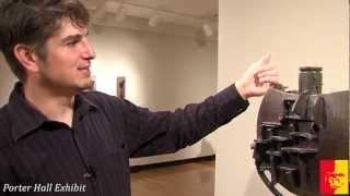 'Artist David Marquez visits Pitt State!