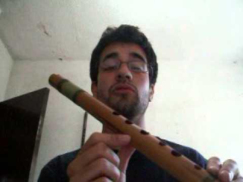 Aprender a tocar la quena - Clinica 1 - Bisel (boca) y Notas - Omar Rozas