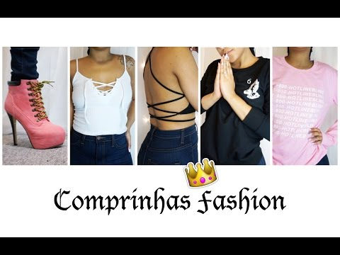 FASHION HAUL #17 ♡ Comprinhas da China - Zaful Try On Haul || Joyce Carter
