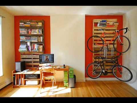 21 ideen wie sie aus holz paletten moderne m bel machen youtube. Black Bedroom Furniture Sets. Home Design Ideas