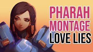 PHARAH OVERWATCH MONTAGE || Love Lies