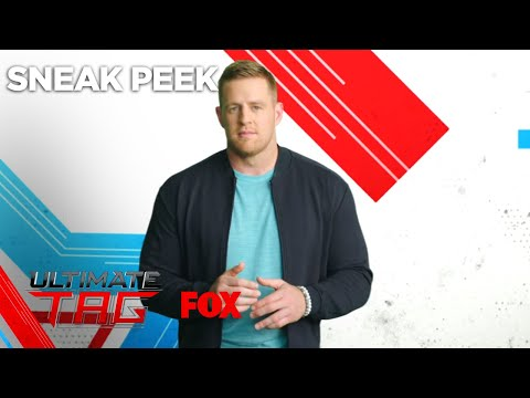JJ Watt Introduces Ultimate Tag | ULTIMATE TAG