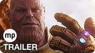 Avengers: Infinity War - Trailer HD