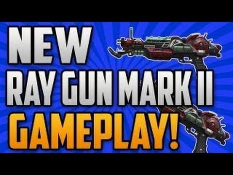 Black Ops 2 Zombies Ray Gun Mark 2 Gameplay - BO2 *NEW* Wonder Weapon - Buried Map Pack - Smashpipe Games