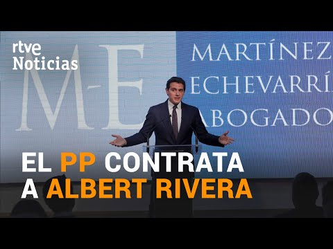 El PP CONTRATA al bufete de ALBERT RIVERA para recurrir la ley catalana de alquileres I RTVE