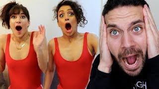 THEY SCREAMED WHEN THEY SAW THIS!! (INSANE REACTION)