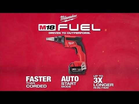 Milwaukee® M18 FUEL™ Drywall Screw Gun