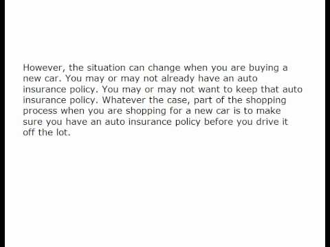 Cheap Auto Insurance For Your Car 694973